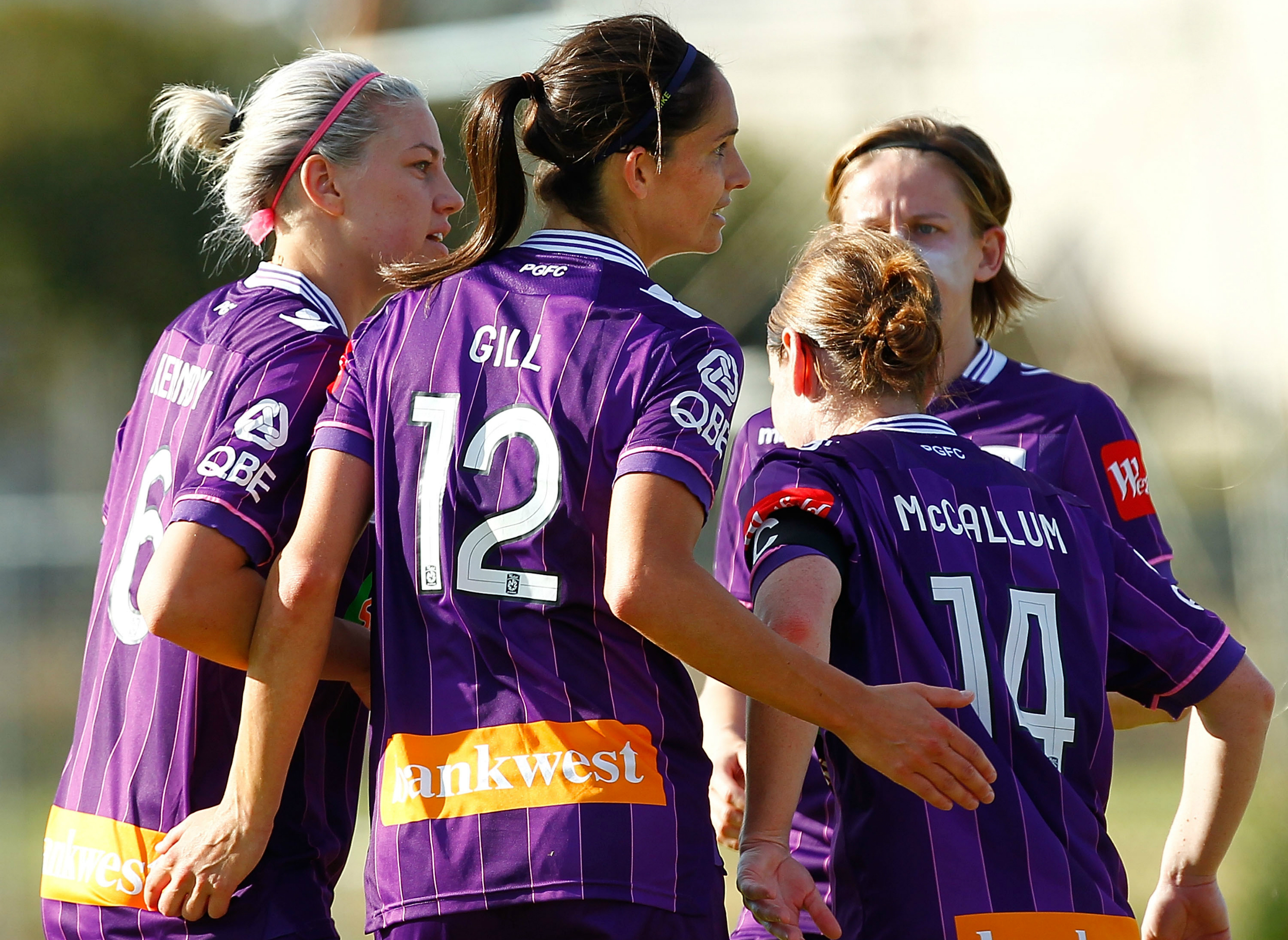 Alanna Kennedy Perth Glory