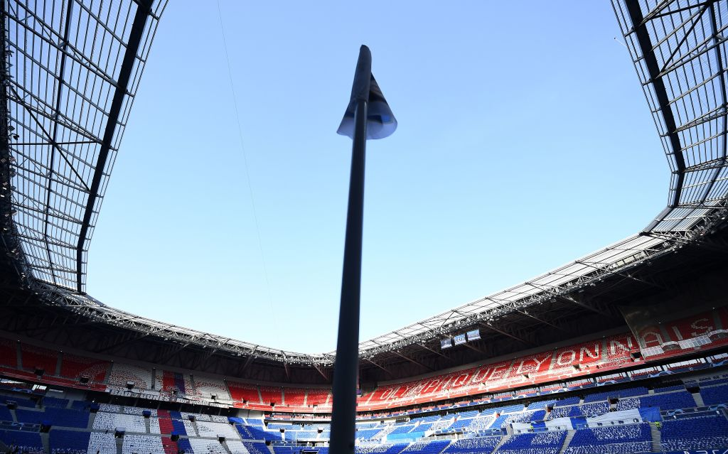 Parc Olympique Lyonnaise venue for 2019 FIFA Women's World Cup Final