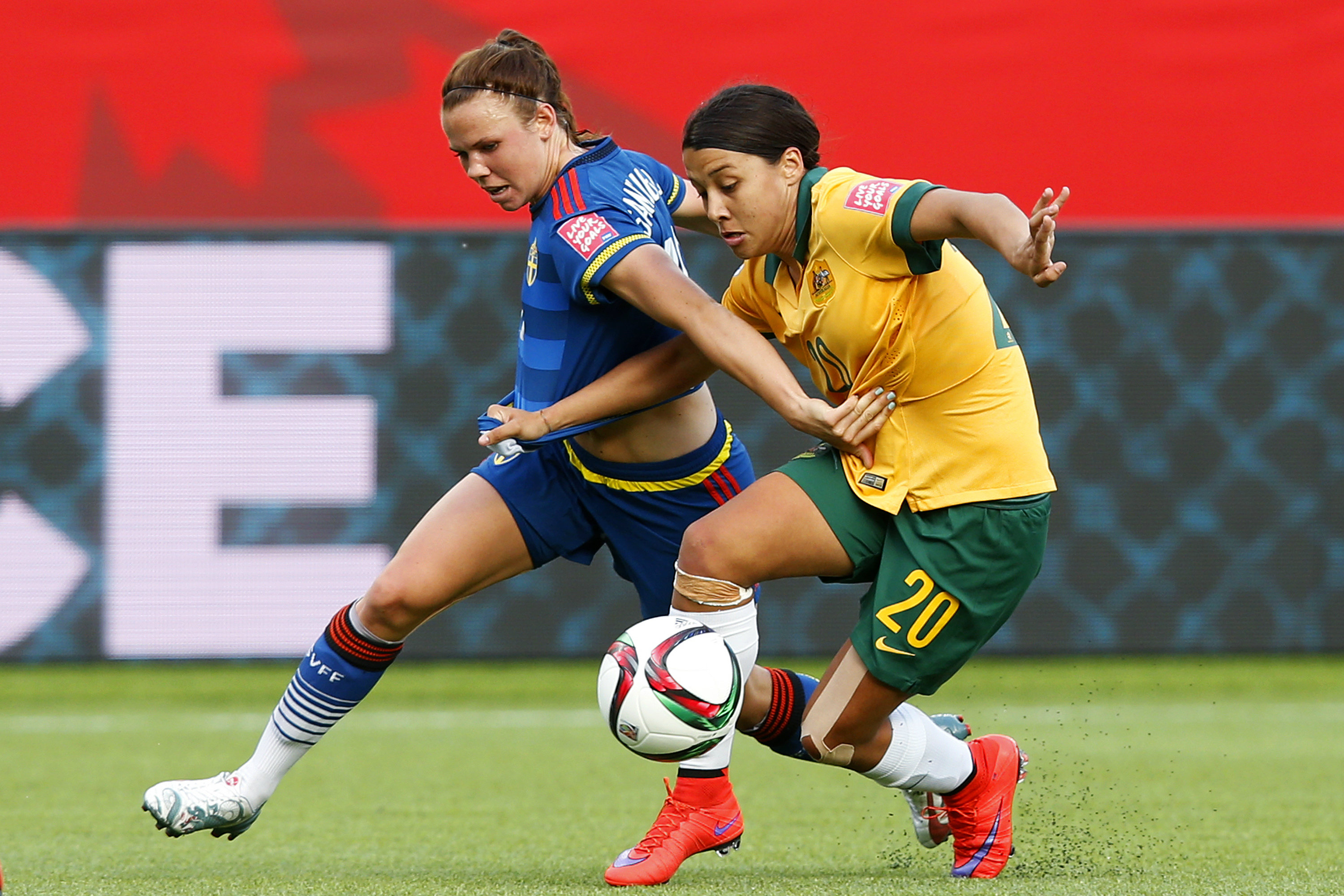 Countdown to the Women's World Cup: 12 days to go
