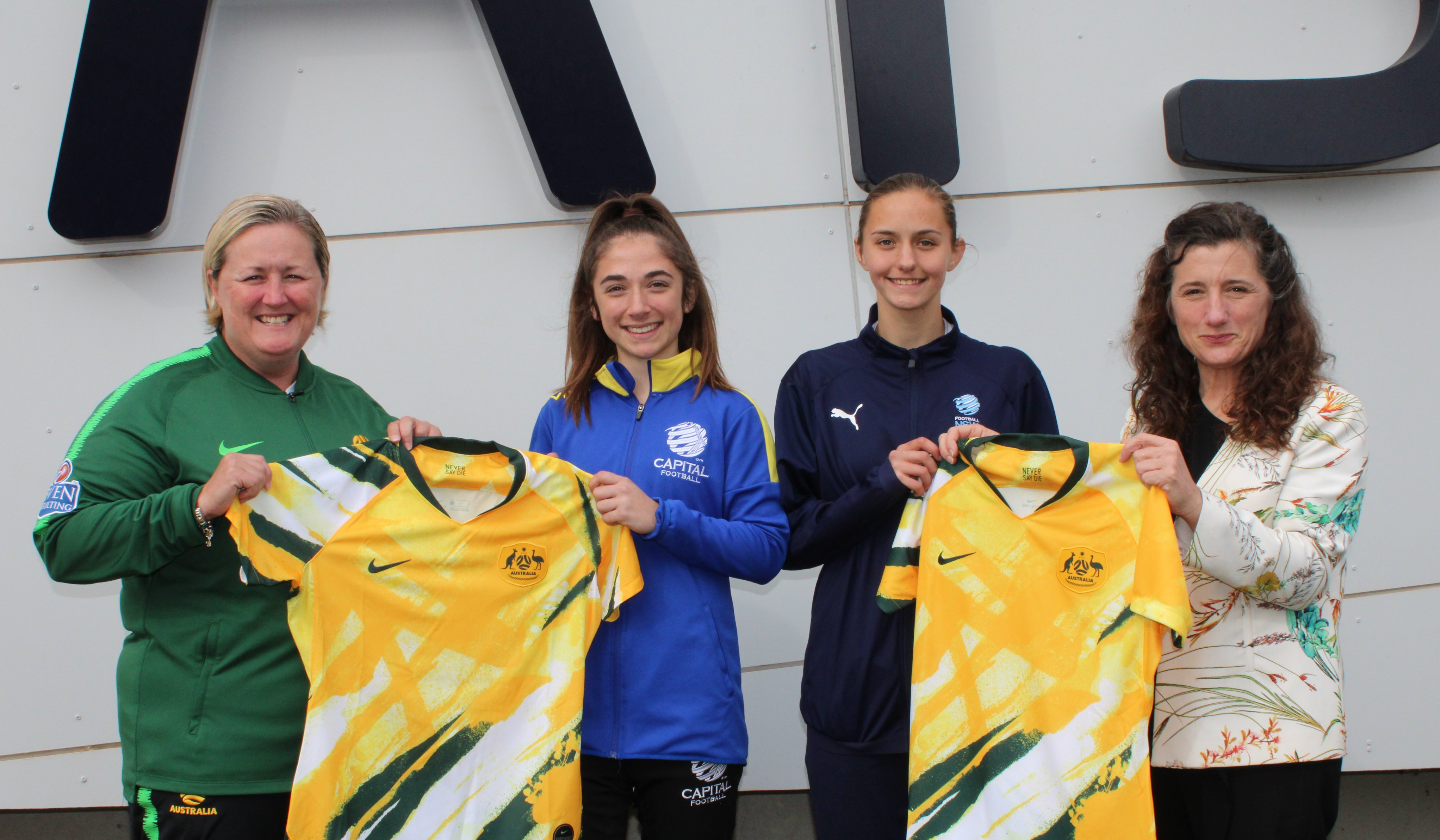 The Westfield Junior Matildas will be the first Australian national football team to visit the Pacific since the Caltex Socceroos in 2005