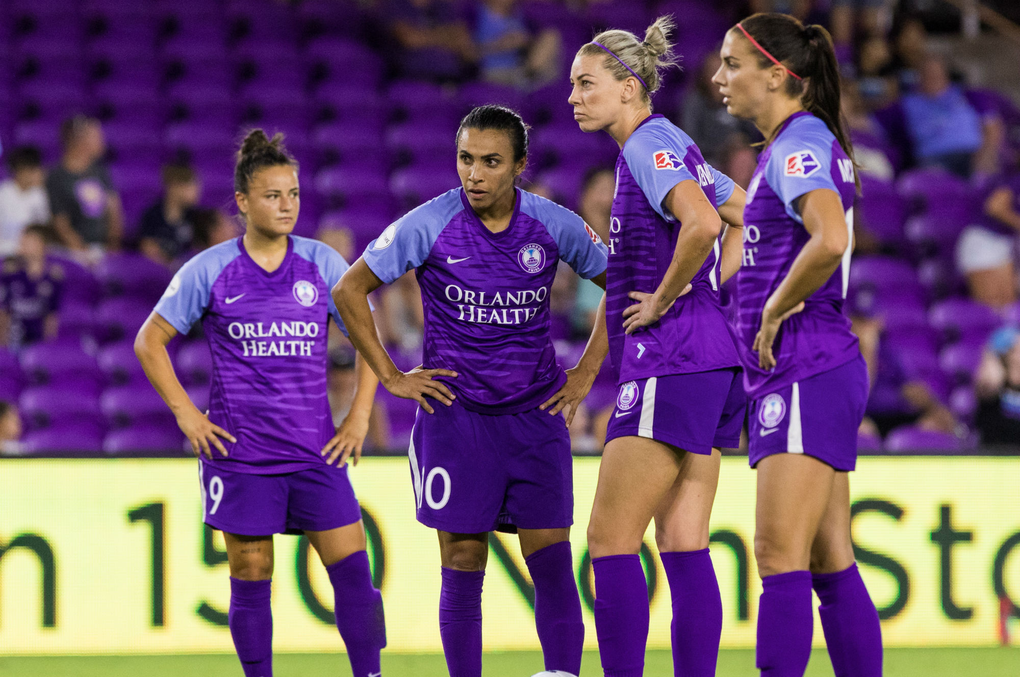 Kennedy believes turning point in Orlando Pride's season has arrived