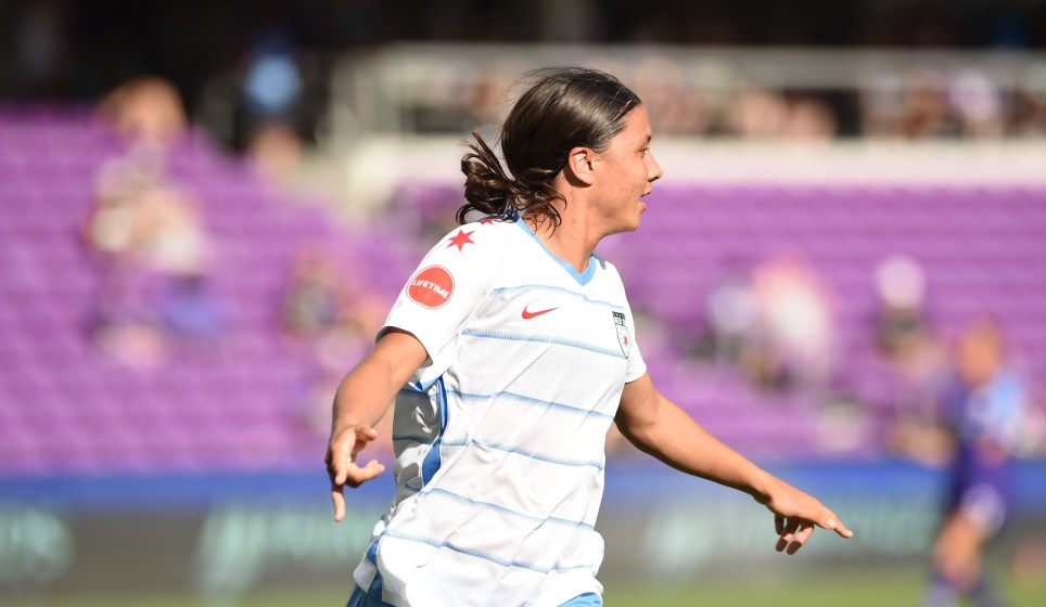 Vote Kerr for MVP in the NWSL End of Year Fan Awards