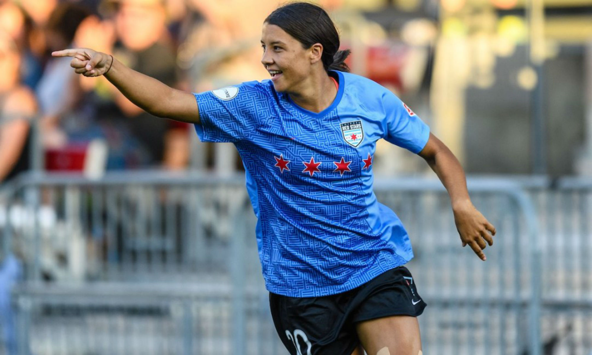 Aussies Abroad: Kerr's Red Stars edge forward in nail-biting NWSL title race