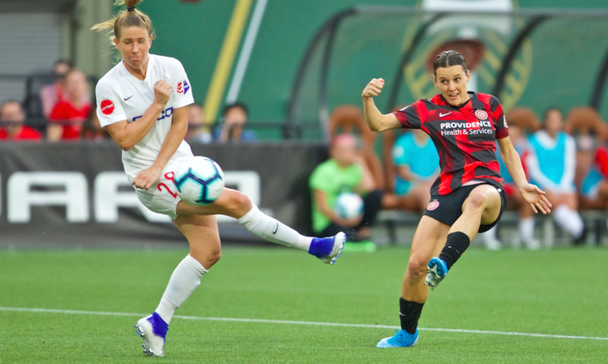 Aussies Abroad: Raso praises Thorns' high press, Catley's Reign secure away point