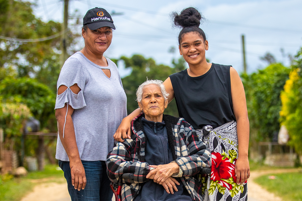 'This is good for the next generations': Tongan women's football on the rise