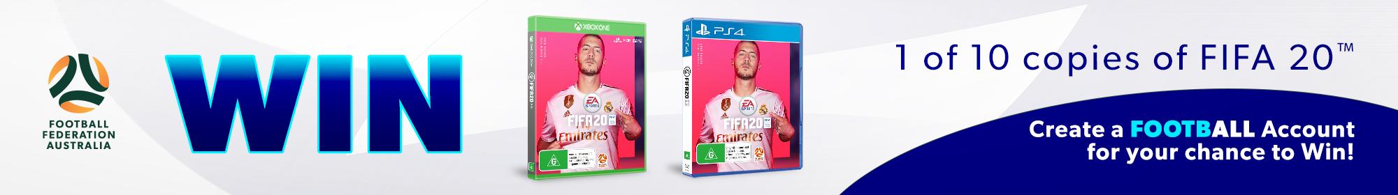 Win FIFA 20