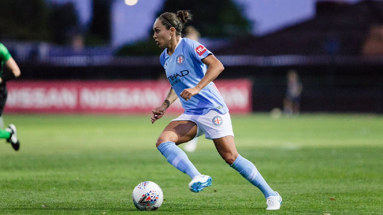 Signing news: Kyah Simon will return to Melbourne City in 2019/20