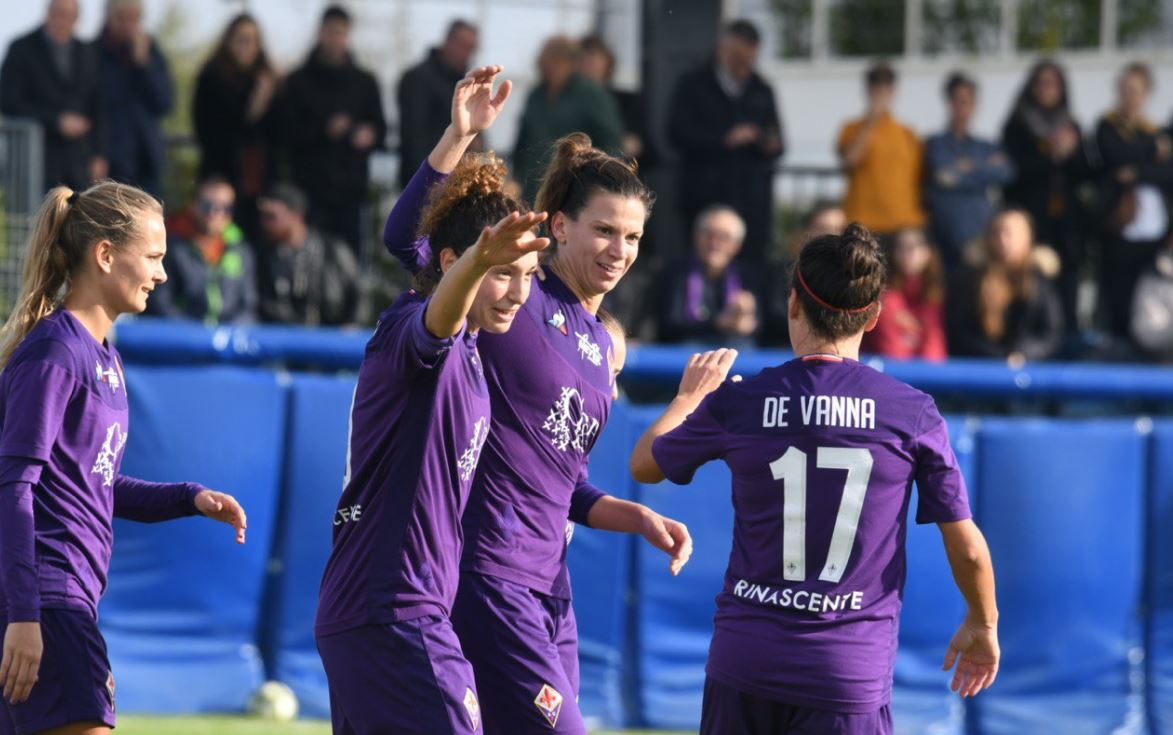 Aussies Abroad: De Vanna helps Fiorentina bounce back in Italy | Matildas