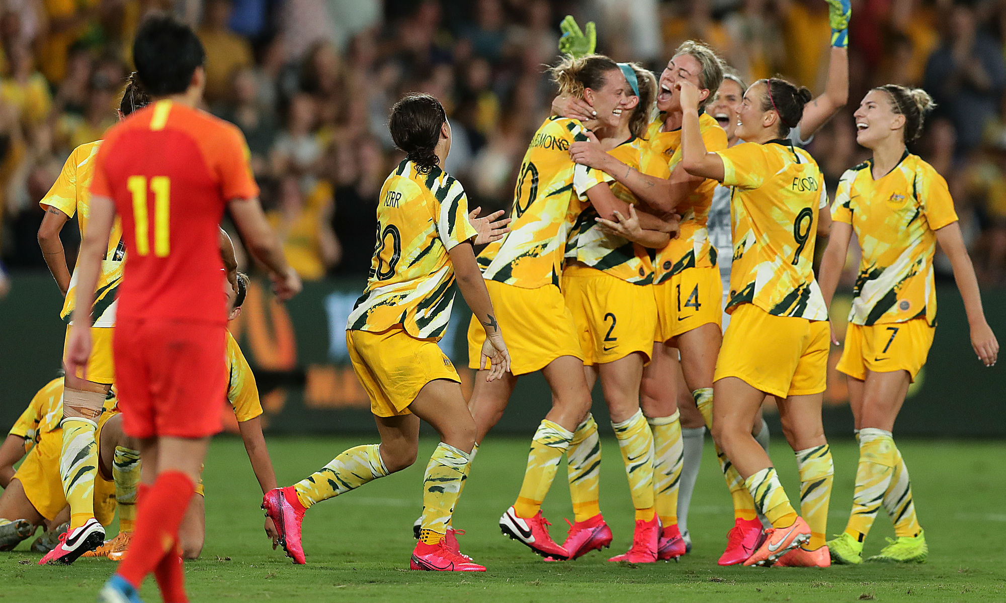 Ultimate guide: Westfield Matildas two games away from Tokyo Olympic Games