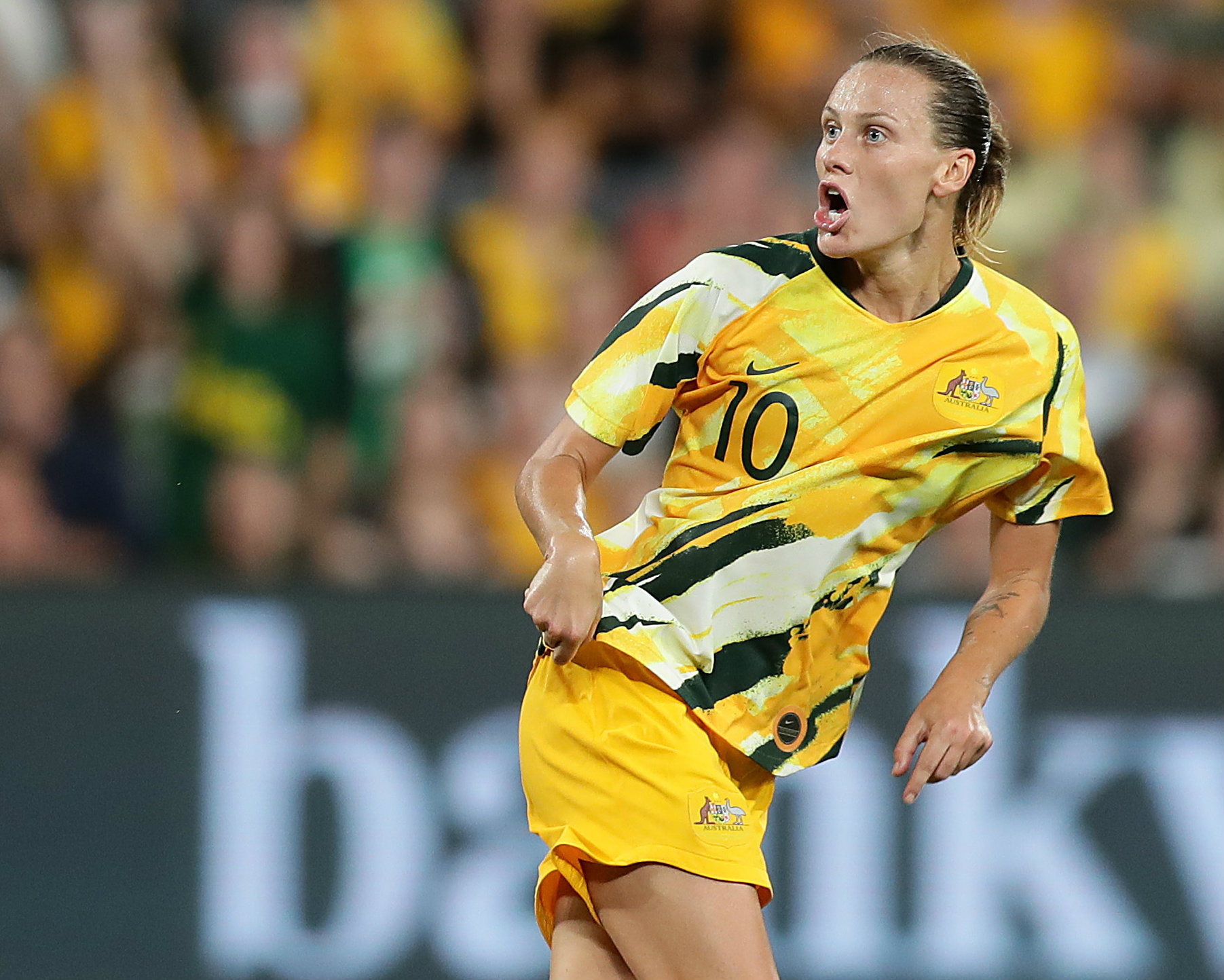 Westfield Matildas vs. China in the Bankwest