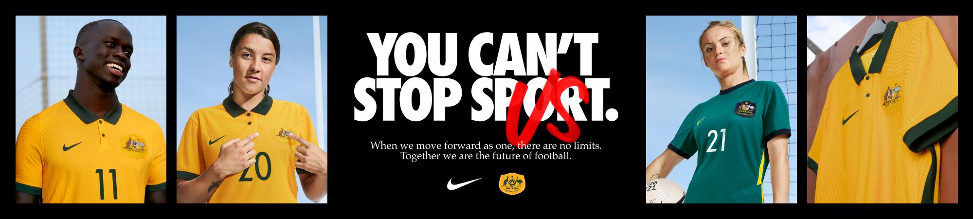 Nike Kit Banner Carousel