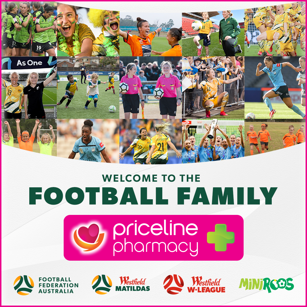 Priceline welcome to football family