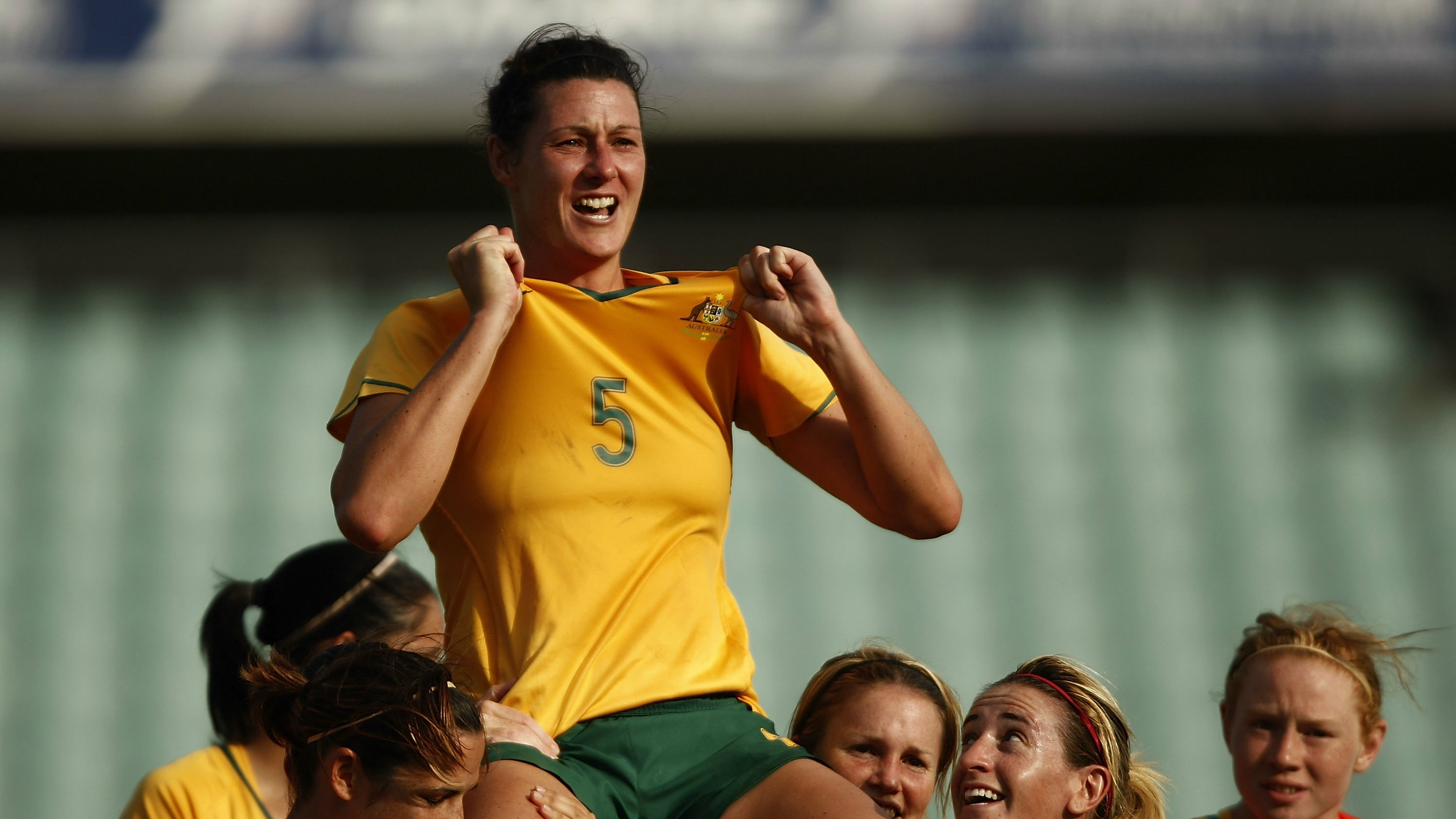 Salisbury makes history with Sport Australia Hall of Fame induction