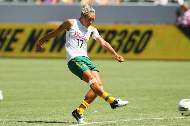 Injury blow for Westfield Matildas star Kyah Simon