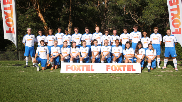 Foxtel Tim Cahill All-Stars Ambitions Tour.