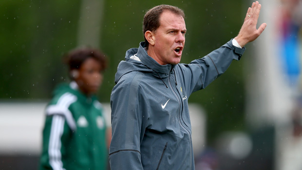 Matildas boss Alen Stajcic is expecting a tough assignment in Olympic Qualifying.