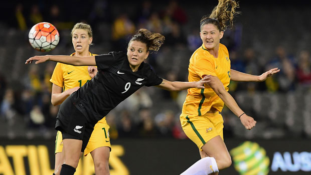 Alana Kennedy and Laura Alleway will be vital to the Matildas chances of a medal in Rio.