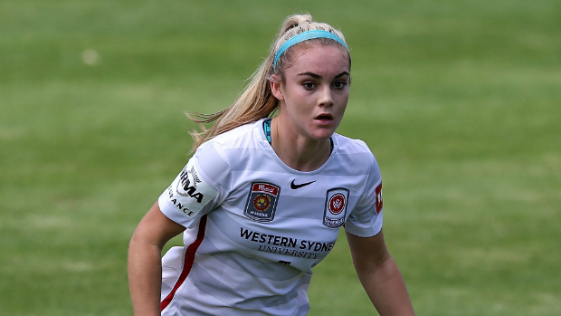 Ellie Carpenter W-League