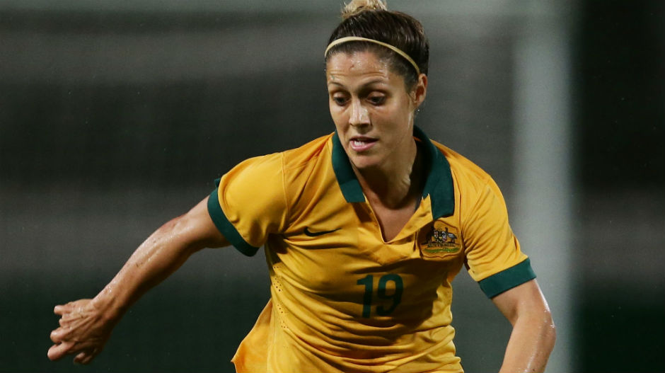 Katrina Gorry will play a pivotal role for the Westfield Matildas at the FIFA Women's World Cup.