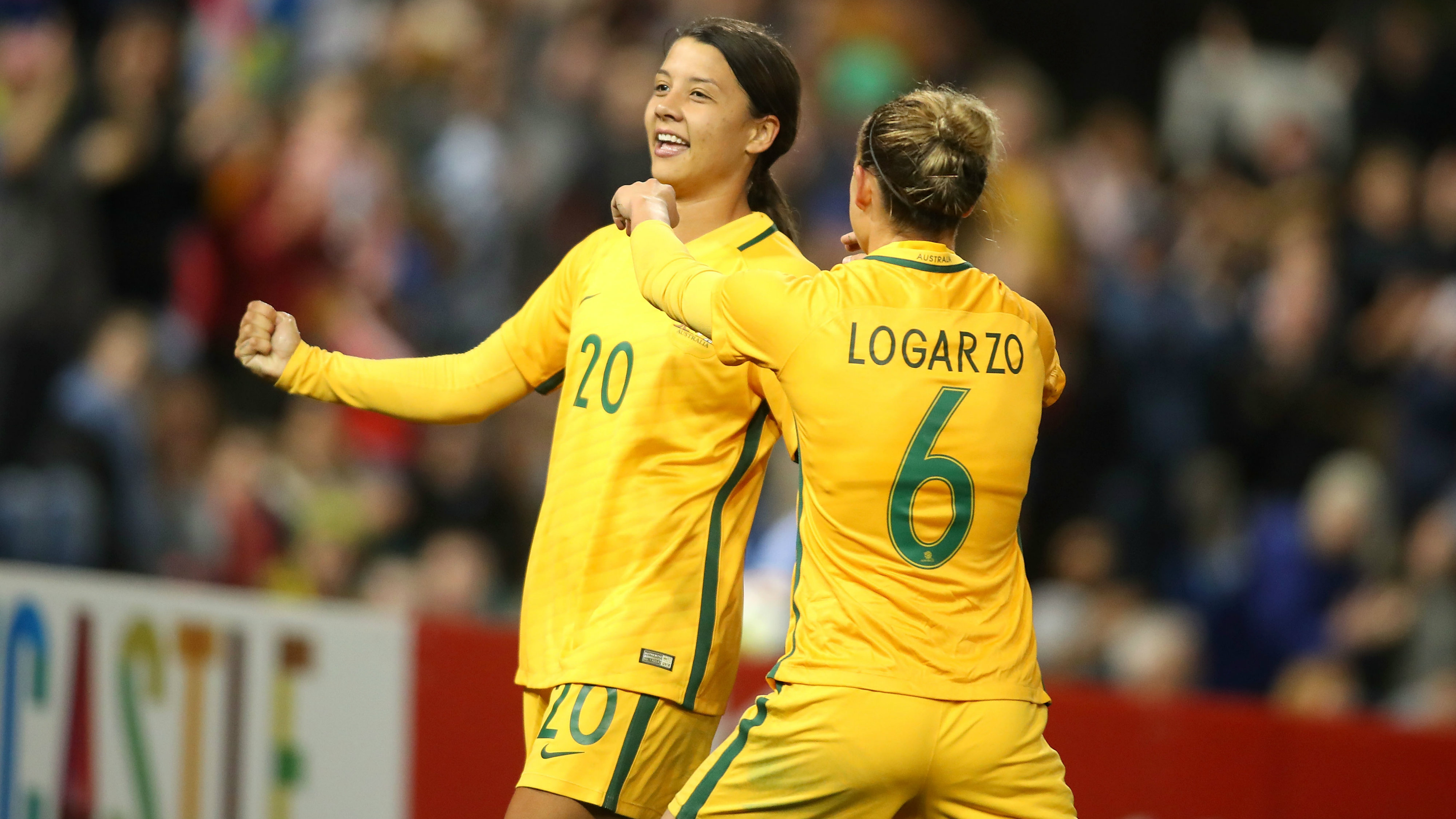 Tickets for the Westfield Matildas' clashes with China are now on sale.