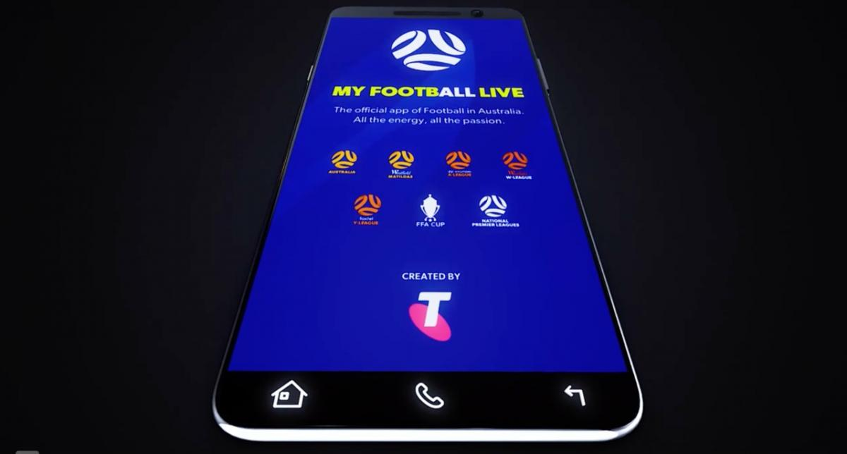 Download the My Football Live app