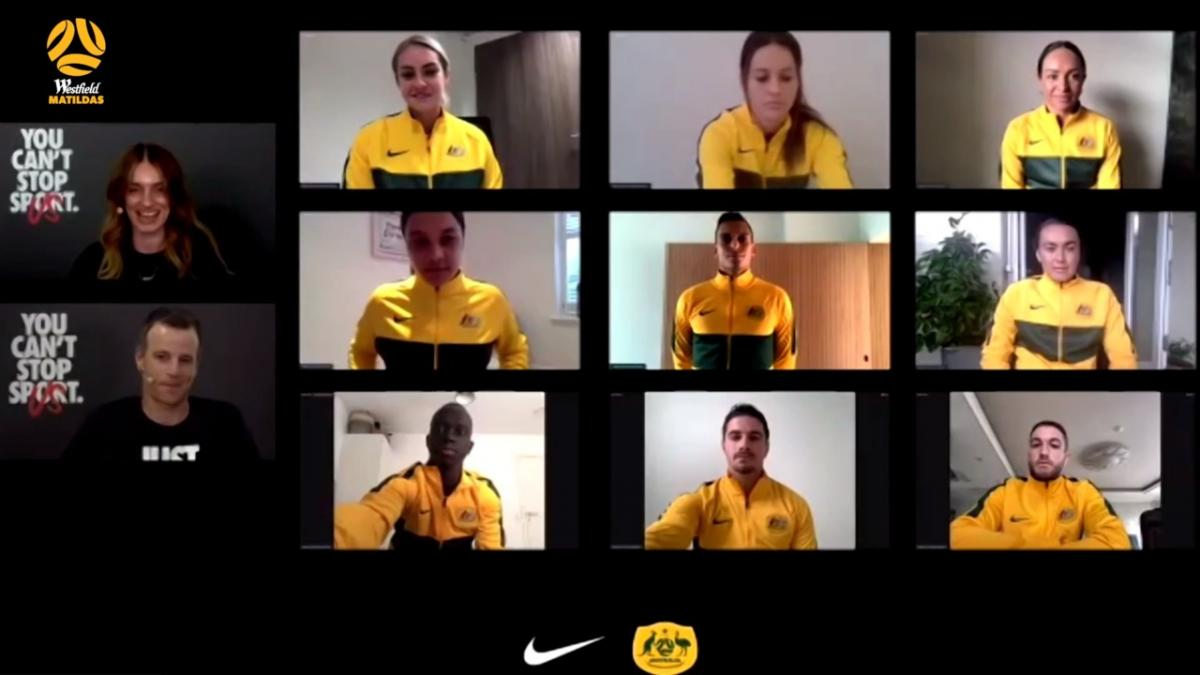 2020 National Team Nike Kits - Player Reveal