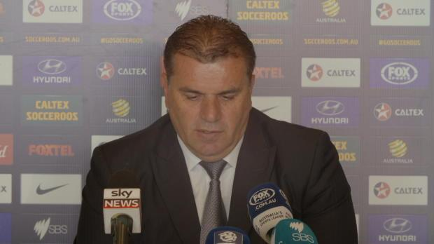 Postecoglou congratulates Matildas on qualification