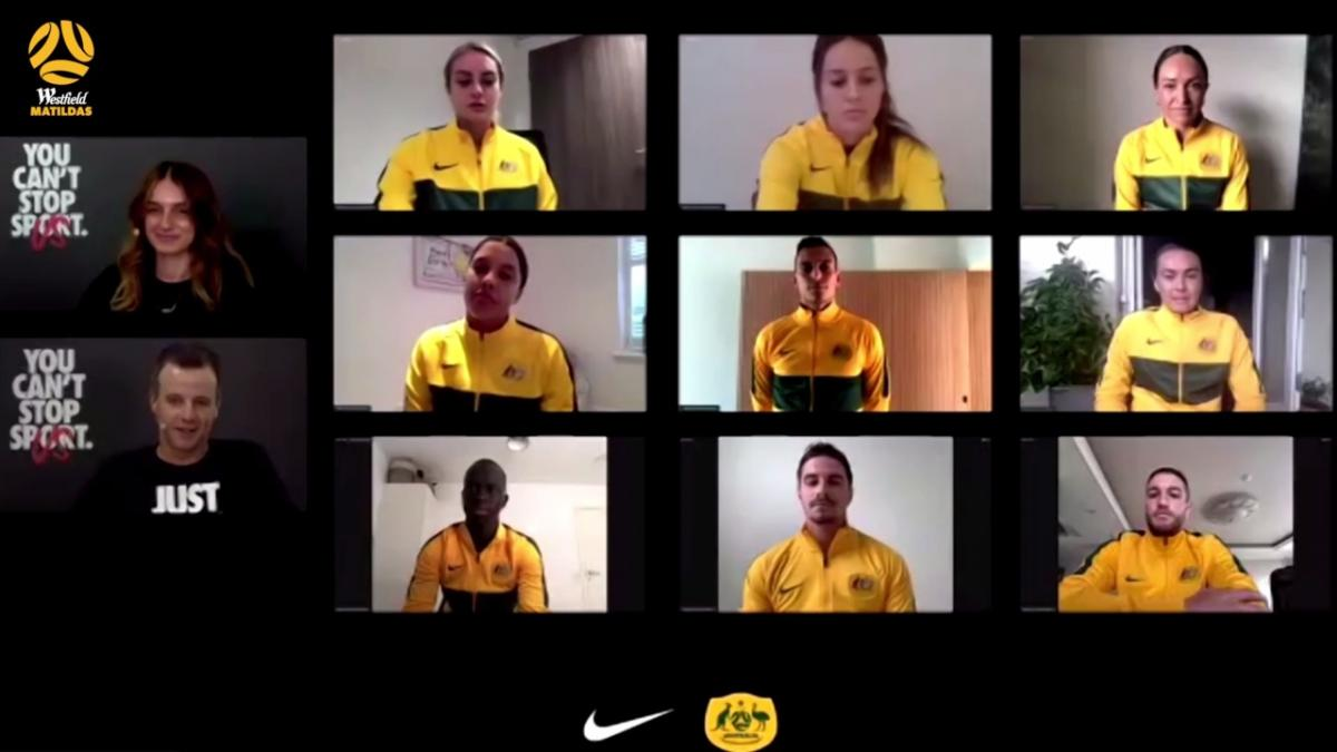 2020 National Teams Nike Kit Launch