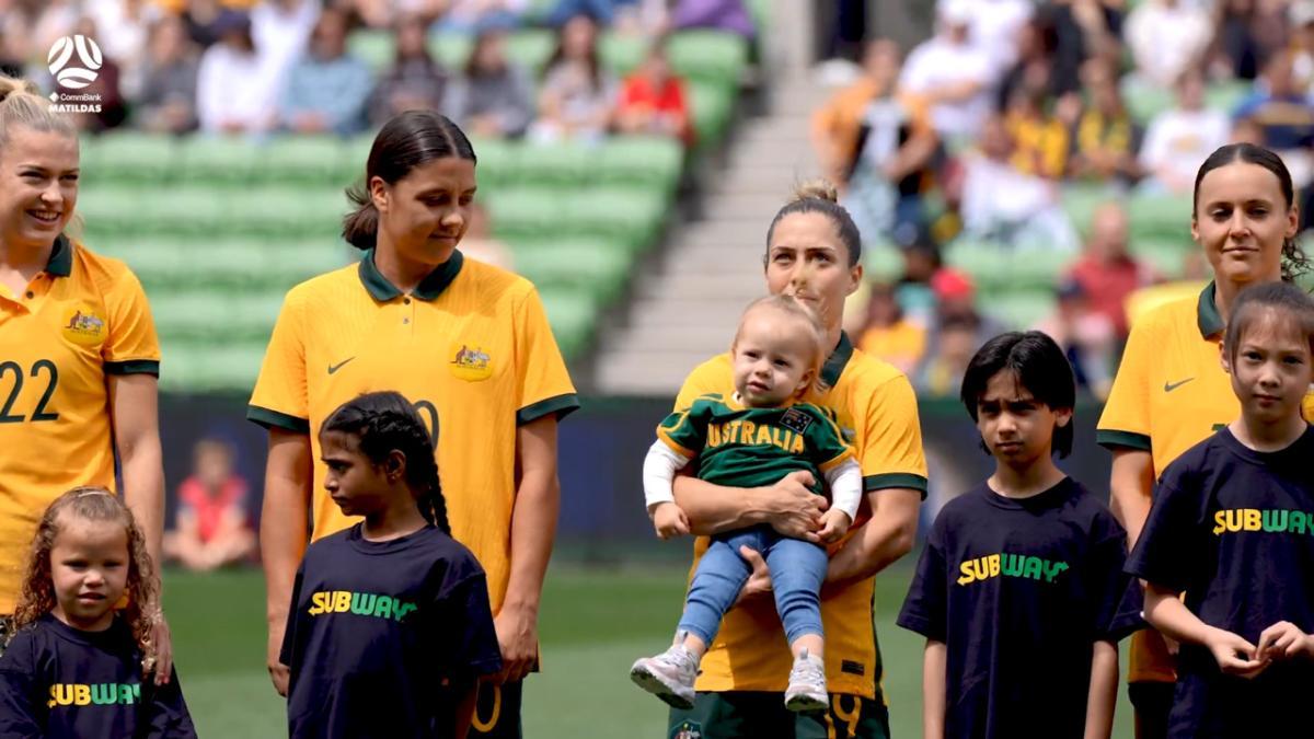 Hayley Raso - My Westfield Matildas Story