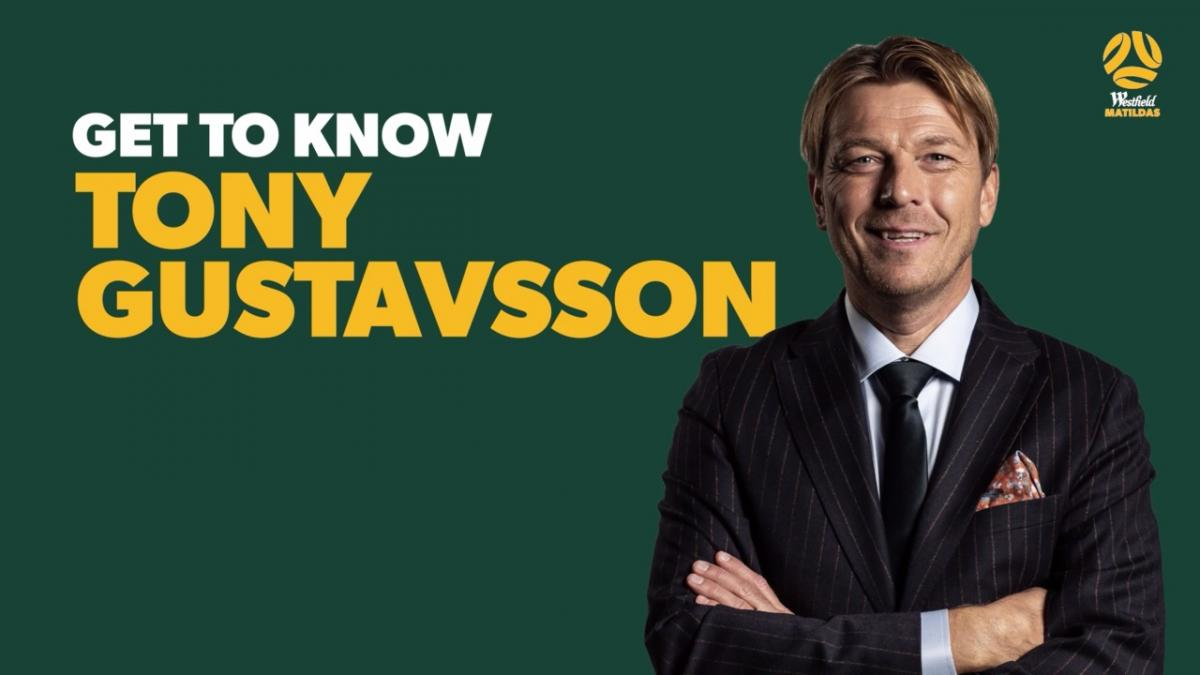 Get to Know ... Tony Gustavsson