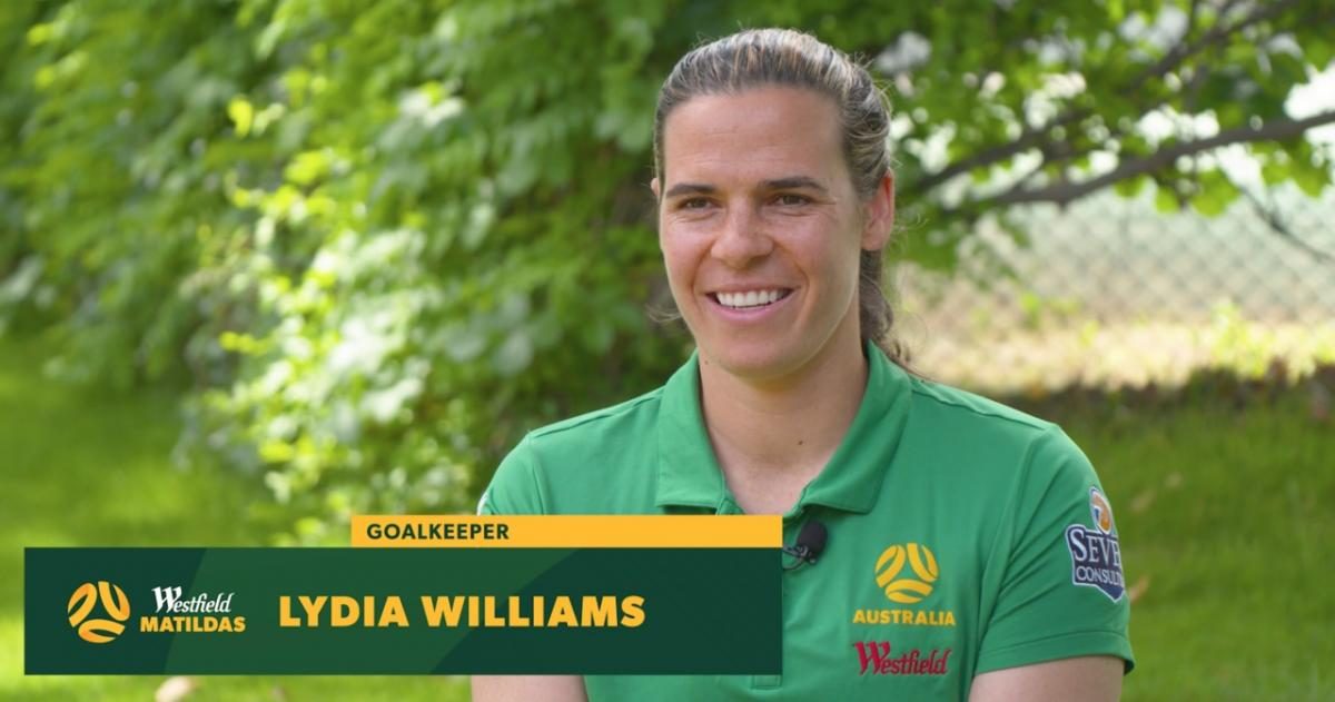 Lydia Williams, motivated to inspire