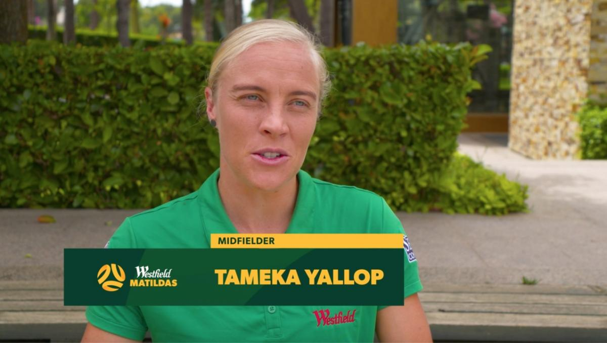 Tameka Yallop predicts unrivalled atmosphere in France