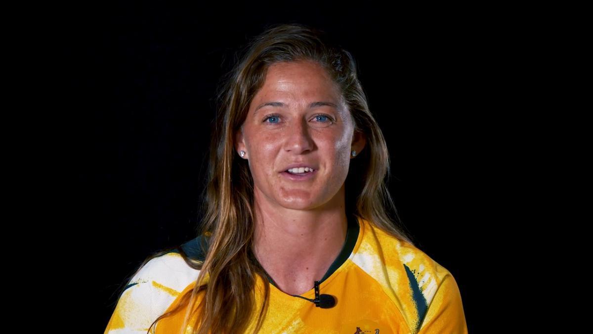 Laura Alleway - My Westfield Matildas Story