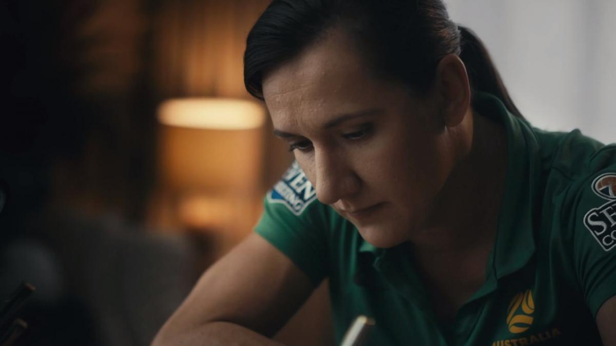 Letters from the Matildas - Lisa De Vanna