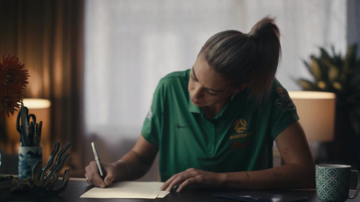 Letters from the Matildas - Alanna Kennedy