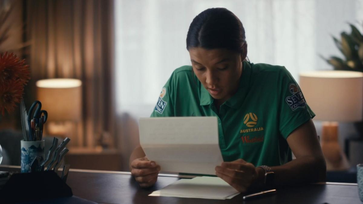 Letters from the Matildas - Sam Kerr