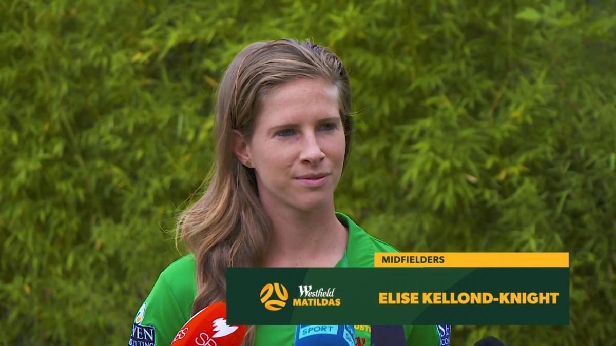 Elise Kellond-Knight: We are one hundred percent behind what we're doing