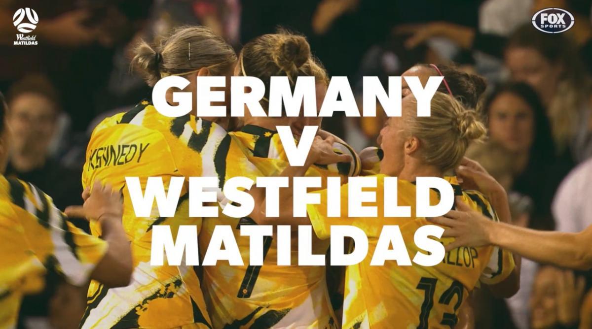 Westfield Matildas to return against Germany