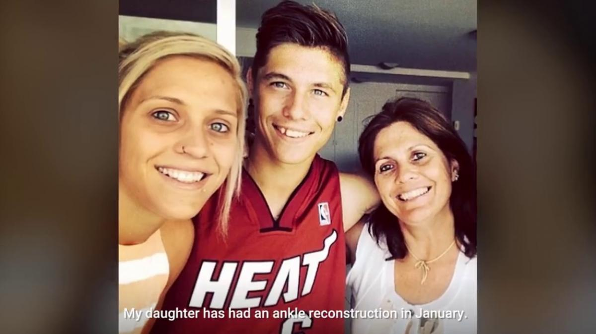 Qantas Away Fan - Gorry Family