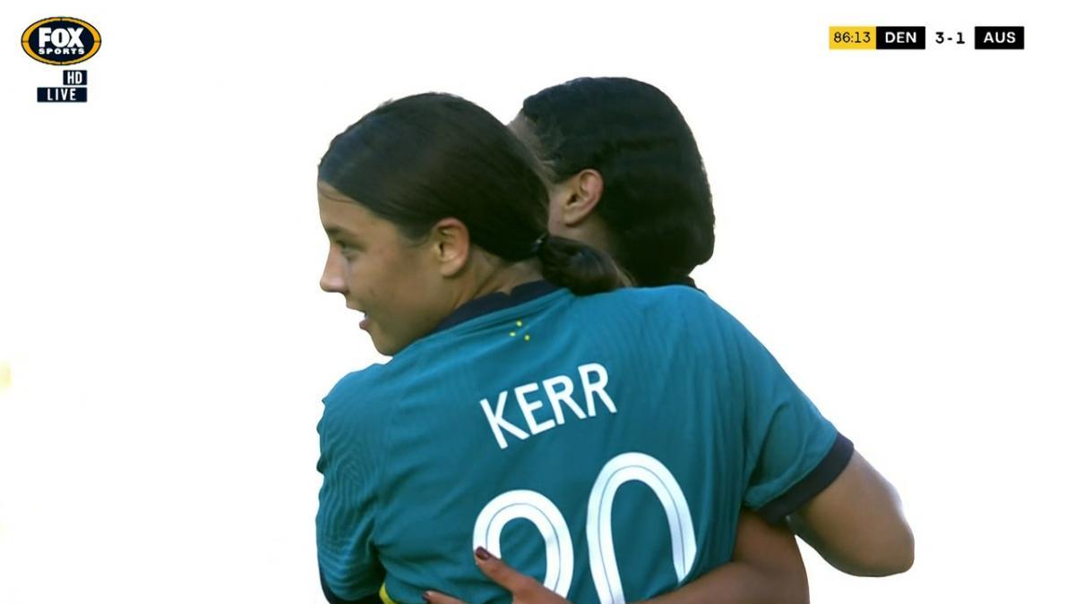 Mini Match | Matildas v Denmark