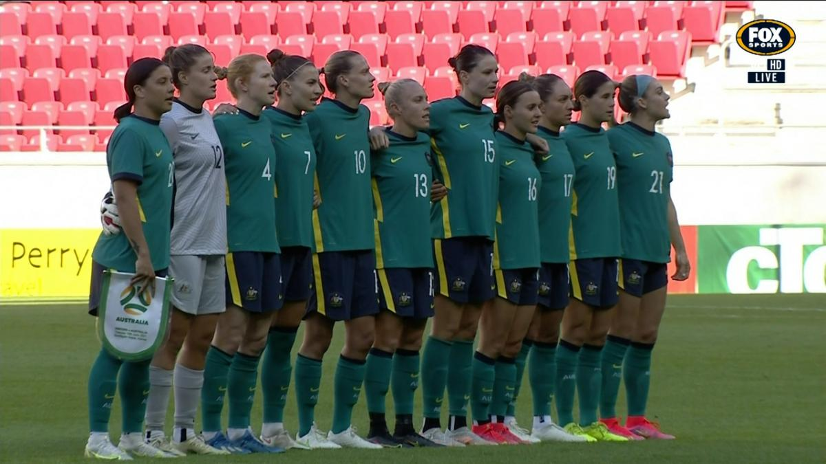 Sweden v Australia | Match Highlights