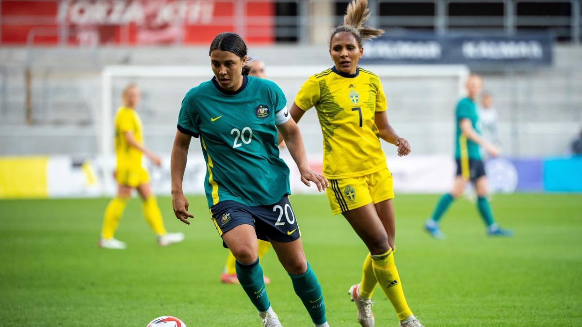 Mini Match: Sweden v Westfield Matildas