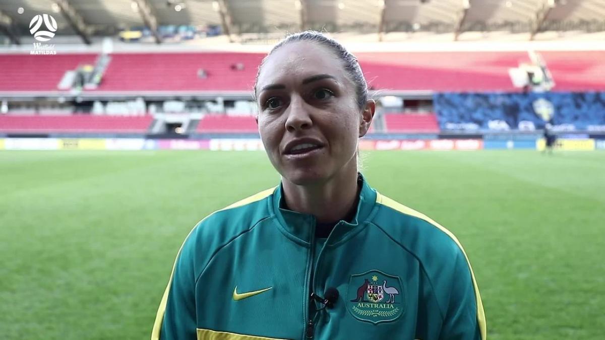 It was a solid team performance: Kyah Simon | Westfield Matildas