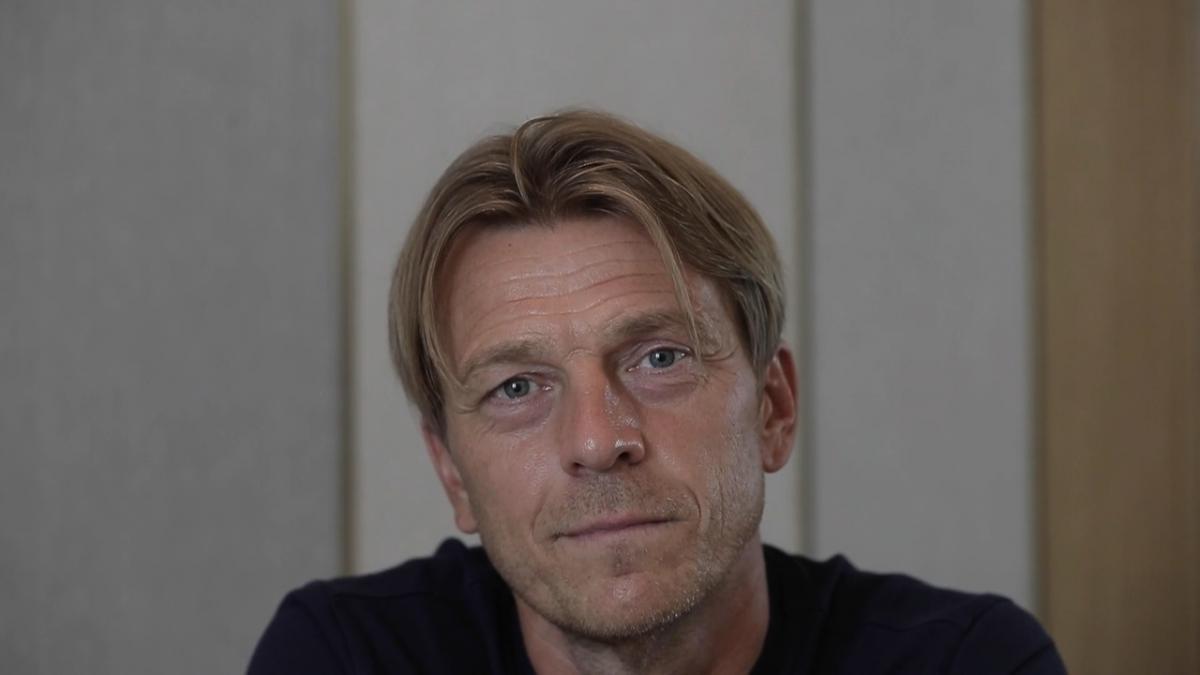 Tony Gustavsson JPNvAUS Press Conference