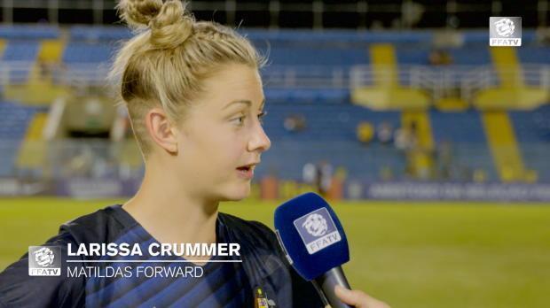 FFA TV | Crummer eyeing improvement