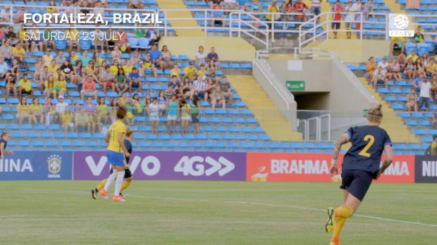 FFA TV | Stajcic pleased with Brazil clash