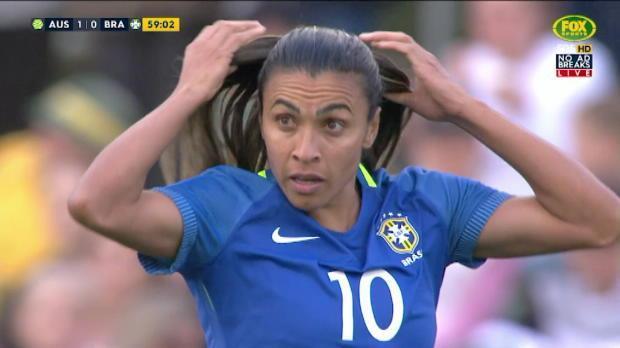 Brazil denied by Williams