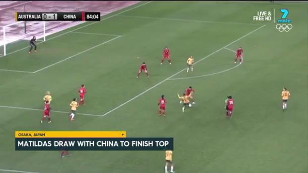 Matildas finish on top of Asia