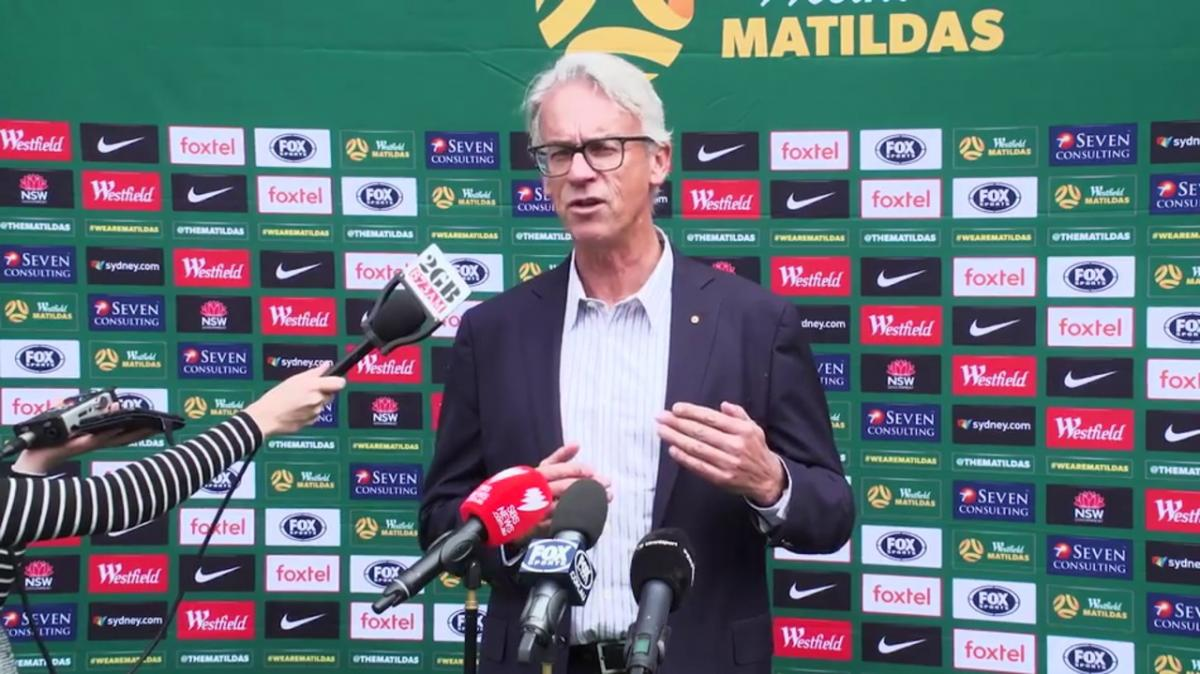 Westfield Matildas to play Chile in a friendly at Bankwest Stadium