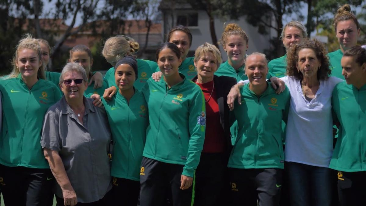 Westfield Matildas 40th Year Anniversary Event